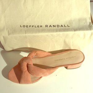 Loeffler Randall elsie ks flats